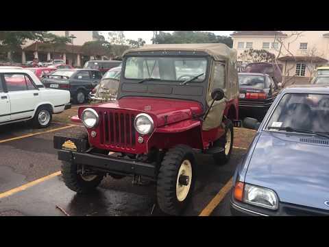 Jeep 1951 4x4 original