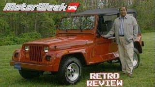 1992 Jeep Wrangler Renegade | Retro Review