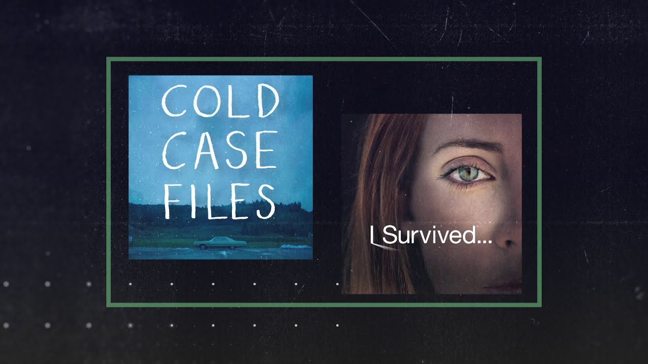 New Episodes of Cold Case Files Podcast!