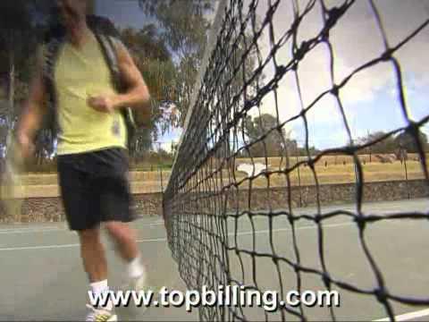 Top Billing interviews SA tennis ace Kevin Anderson