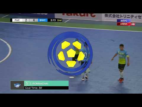 Chonburi Bluewave FC 4-2 Athletic Fuchu Tachikawa - Final Futsal SAS 2020 - Astro Arena - 동영상