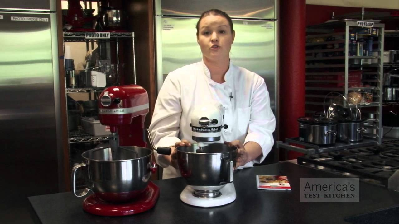 Ask The Test Kitchen Have You Ever Worn Out A Stand Mixer