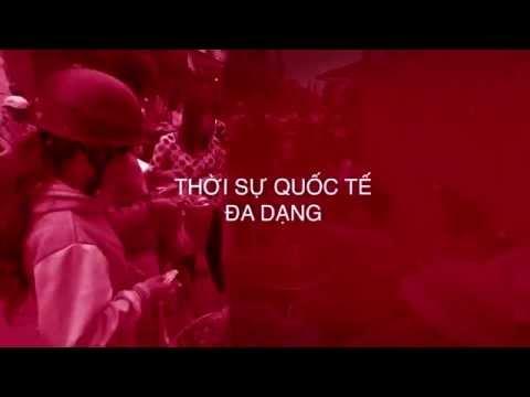 Chào mừng đến với YouTube của BBC Tiếng Việt