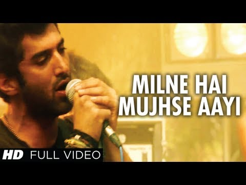 Milne Hai Mujhse Aayi Lyrics in Hindi and English from Aashiqui 2