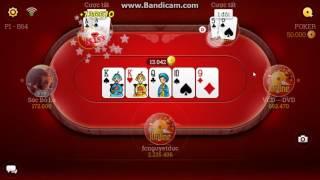 Chơi Poker trong iOnline (rình)