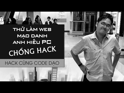hướng dẫn hack tài khoản facebook bằng phishing site - Thử làm web mạo danh anh Hiếu PC nhưng siêu khó hack - Hack cùng Code Dạo