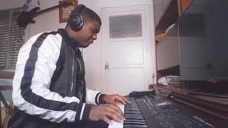 Merengue avanzado en piano  (Desmostracion)