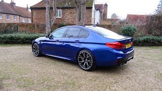 2019 BMW M5 Competition 1st Drive *616BHP Launch Control