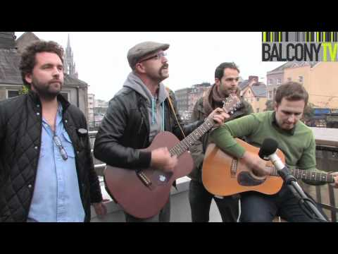 FRED - WE ARE THE CITY NOW (BalconyTV)