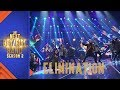 "All Finalist Performance ""Échame La Culpa"" I Elimination I The Next Boy/Girl Band S2 GTV"