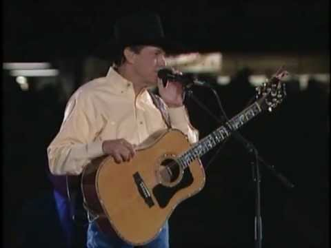 George Strait - The Cowboy Rides Away (Live From The Astrodome)