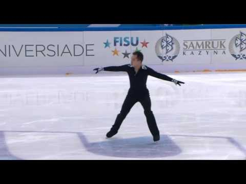 Download Abzal RAKIMGALIEV - FP / Winter Universiade 2017