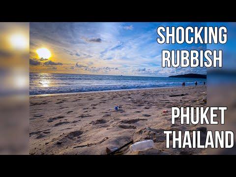 SHOCKING DIRT AT LAGUNA BEACH PHUKET THAILAND | Pinoy in Thailand