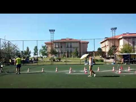 Edirne Trakya Üniversitesi Besyo Futbol Parkuru 500 puan