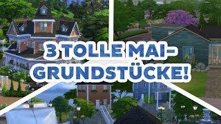 Hafenmeile, Künstlerhütte und Landgraab-Villa! | Mai-Showcase | sims-blog.de