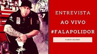 Entrevista o Mago Fábio Haben | Lançamento CNDA | Canal Fala Polidor | André Pessôa