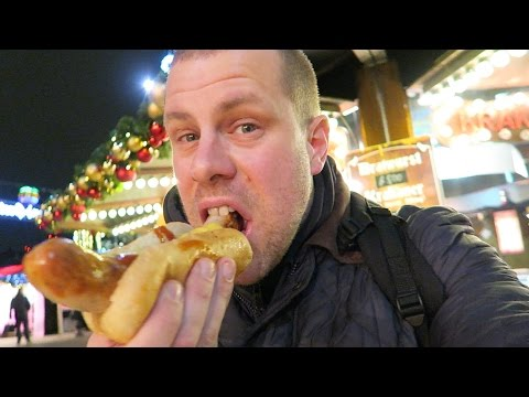 London Street Food  - Tate Modern Christmas Markets
