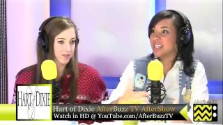 "Hart of Dixie After Show Season 2 Episode 10 "" Blue Christmas "" 