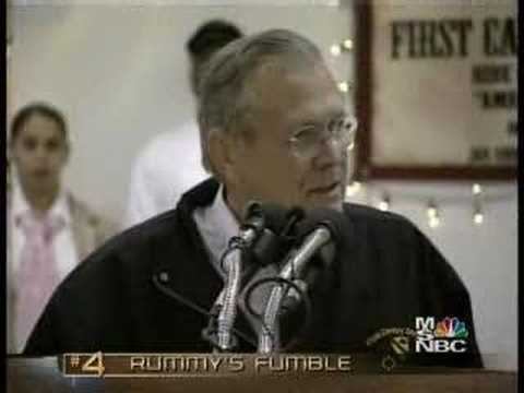 donald rumsfeld says pennsylvania flight shot down