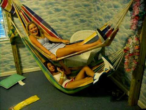 - Hammock Bunk Beds In My Room - YouTube