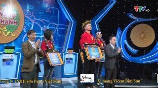 (TTV) Âm vang xứ Thanh: Tuần 2 - Tháng thứ 3 - Quý 1: THPT Hà Văn Mao (Bá Thước) - THPT Triệu Sơn IV