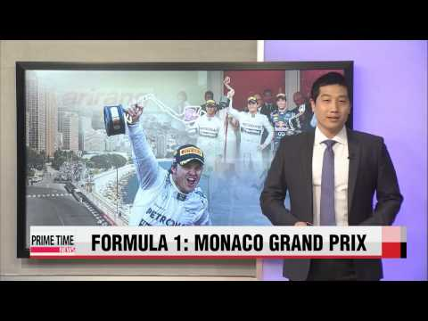 Formula 1: Rosberg wins Monaco GP, Hamilton comes in 2nd