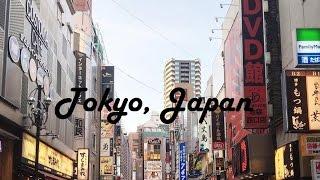GoPro Hero 4: Tokyo, Japan 2016