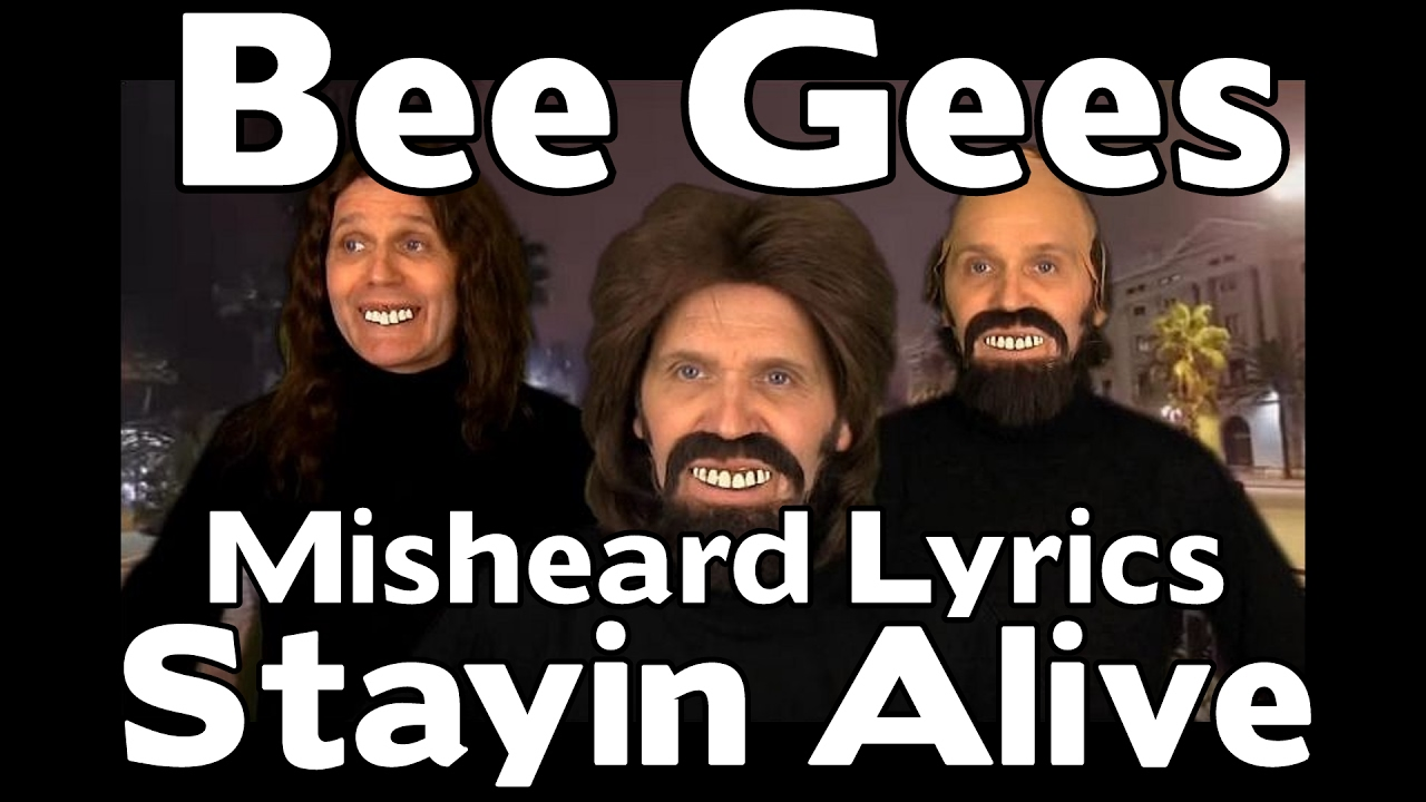 Bee Gees - Stayin' Alive [Version 1] (Official Video ...