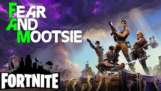 Fortnite // PS4 // Game Giveaway! Building For The Future!! - Mootsie