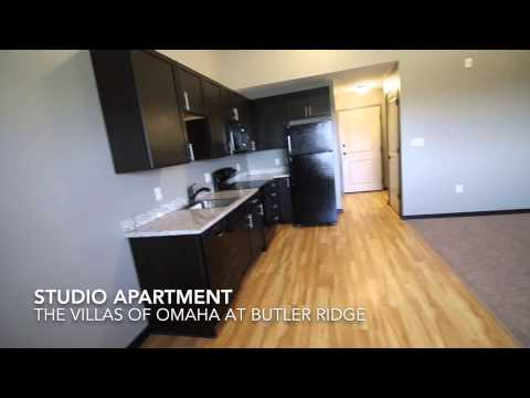 Studio Apartment in West Omaha | The Villas of Omaha 402-403-3880