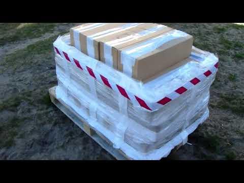 Revellstone - Jak wygląda dostawa kamienia dekoracyjnego? Unboxing