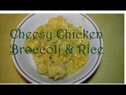Crock Pot Express Easy Cheesy Chicken Broccoli And Rice