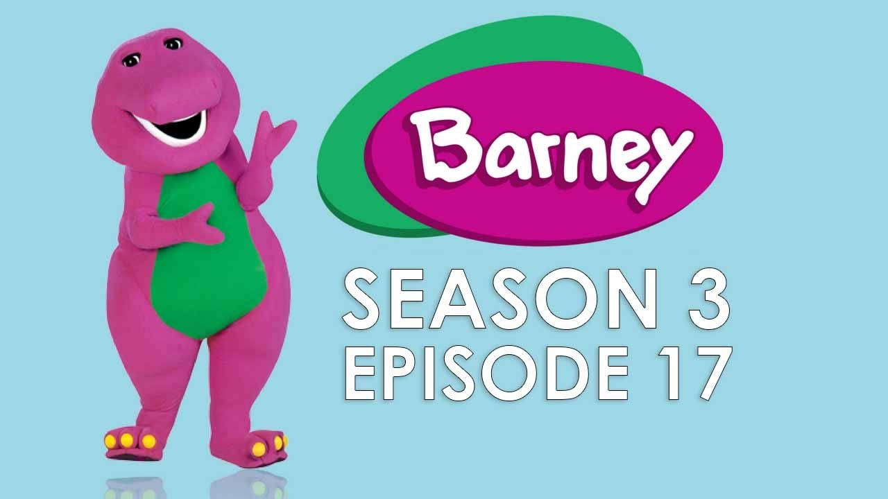 Barney If The Shoes Fits