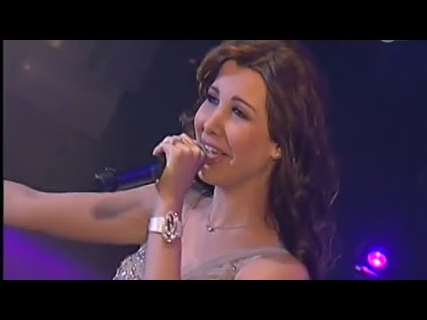 Nancy Ajram - Sheikh El Shabab (Live) نانسي عجرم - شيخ الشباب