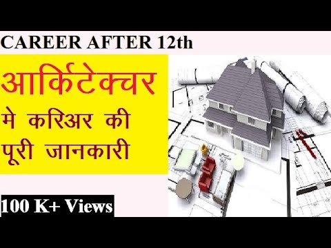 Architecture/career After 12th/hindi/nata Exam Details