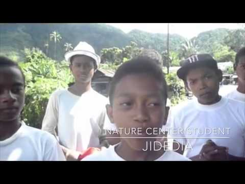 Interview with the Children of Nature Center Ranomafana
