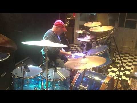 60 Year Old Larry Goad, Drummer Has A Problem