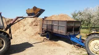 Rozrzutnik sadowniczy budowa remont rozrzutnika