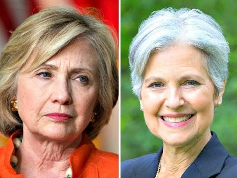 Hillary Supporters Blame Jill Stein For Her Loss | Round 2!