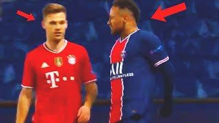 THIS IS WHAT REALLY HAPPENED in that NEYMAR KIMMICH conflict! Neymar say it all! CHAMPIONS LEAGUE