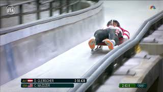 Team USA 2018 Playlist: Chris Mazdzer Wins His First Medal