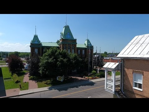 Vidéo Promotionnelle De La Ville De Roberval