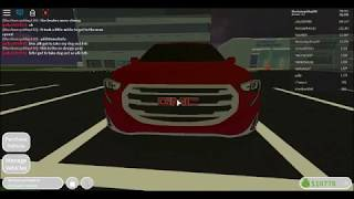 Roblox Car Review 2018 GMC Terrain (most viewed)