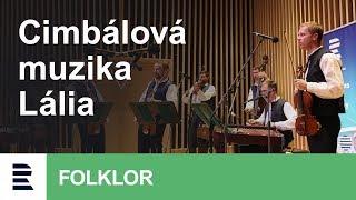 Cimbálová muzika Lália | Na živú notečku