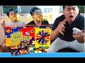BEAN BOOZLED CHALLENGE WITH A TWIST