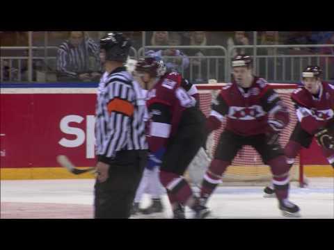 Ice hockey - friendly game 22.04.2017 - Latvia v France | 4 - 6 |
