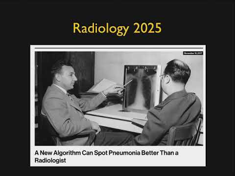 Artificial Intelligence In Radiology: Where Do We Stand Today (May 2019)