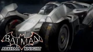 Batman: Arkham Knight | Prototype Batmobile Pre-Order At Walmart