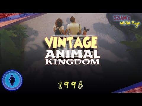 Disney's Animal Kingdom: The First Adventure  Wonderful World of Disney  1998