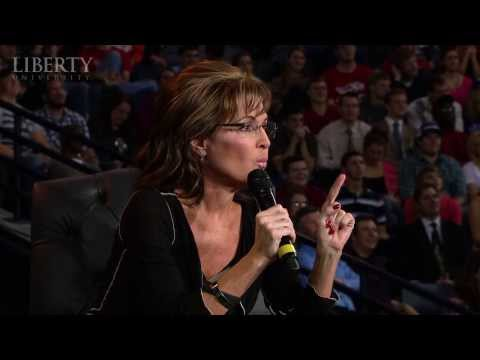 Sarah Palin - Liberty University Convocation